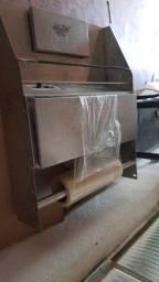 Seladora de plastico encolhivel