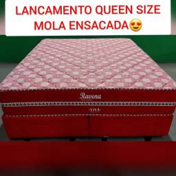 Queen size ravena menor preço de manaus frete grátis