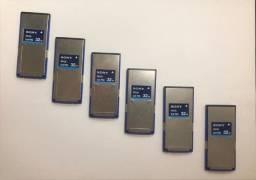 Memória SxS Sony 32Gb Pro Cartao Original