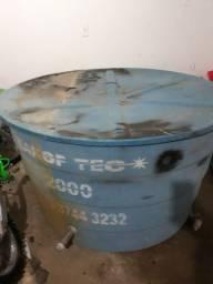 Vendo caixa da água 2000Lt