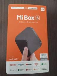 Mi Box novo na caixa