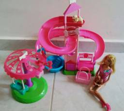 Parque dos Pet's da Barbie. Completo
