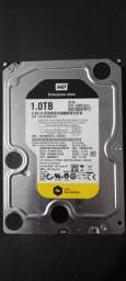 HD Western Digital 1.0TB