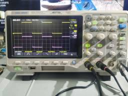 Vendo Osciloscópio Super Novo Siglent 200Mhz