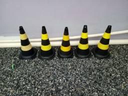 Cones estacionamento