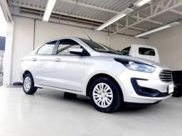 Ford ka sedan 1.0 2020 transferência grátis ou tanque cheio watts *