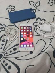"""Iphone 8 plus rose """"64 gigas"""" leia!"""