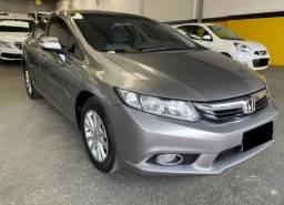 Honda Civic Lxr 2.0 Flex Aut. 2014 No Boleto