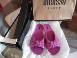 Sandália da Melissa original ainda na garantia