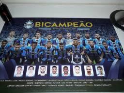 Poster Oficial Grêmio Original