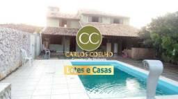 G10 cód 67 Excelente Casa de Praia com Piscina e Área Gourmet