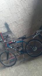Bike motorizada TROCO EM ARO 29 BOA