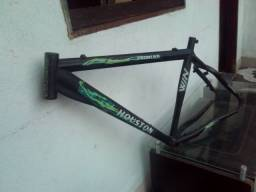Quadro de bicicleta esportivo