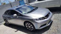 Civic EXR 2016 - TOP/teto solar - O mais novo