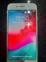 Iphone 6 64 gb de memória