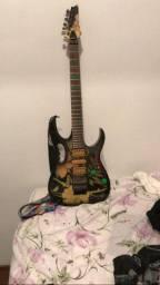 Guitarra Ibanez JEM Floral Steve Vai