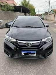 Honda Fit EX 2015/2015 com GNV na garantia, 2020 vistoriado