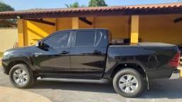 Toyota Hilux 2.7 SRV 4X2 16V FLEX 4P AUTOMÁTICO 2017/2017