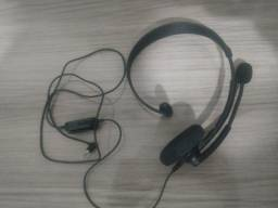 Fone Headset com Microfone