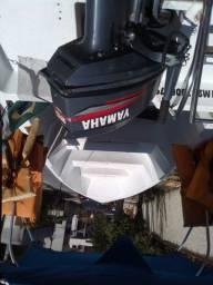 Barco lancha corisco 550