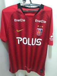 Camisa Urawa Red Diamonds Futebol Japonês