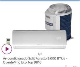 Vendo ar condicionado 9.000 btus
