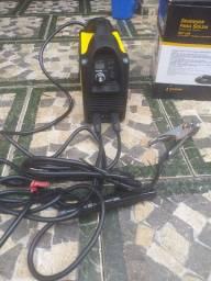 Maquina de solda nova  tig e eletrodo