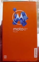 Moto E4 plus bem conservado $390