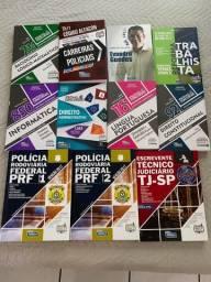 PF / PRF - Livros AlfaCon