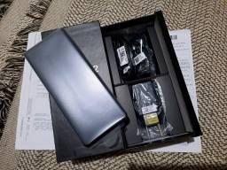 Motorola Edge 128GB Lunar Black Novo Nota 1 Ano de Garantia Passo Débito