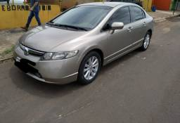 Vendo ou troco Honda Civic 2007