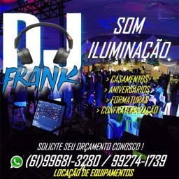 Dj Som e Iluminação para festas e eventos em geral