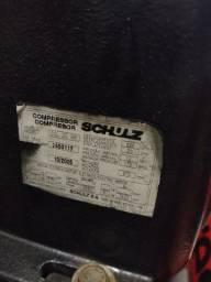 """Compressor 20 pés SHULZ """"Revisado"""""""