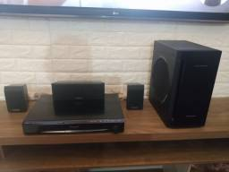 OFERTA lindo HOME THEATER PANASONIC $450.00