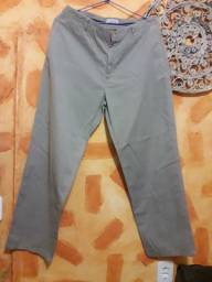 Calça masculina tweed