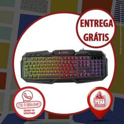Teclado Gamer Vostok LED