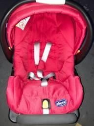 Bebê conforto - chicco (original) - só 450 reias