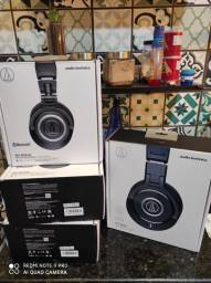 Headphone/fone/headset Audio Technica ATH- M50xBT ATH-M40x