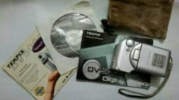 Filmadora e Câmera Tekpix Completa