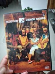 DVD Acústico Cidade Negra