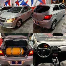 2019 com Kit Gás GNV Chevrolet Onix JOY Completo Grande Oportunidade