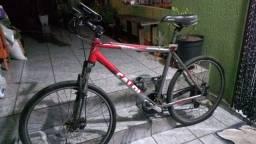 Bike Caloi Elite 26 Zerada troco por 29