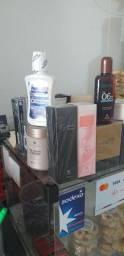 Perfumes, hidratantes, etc