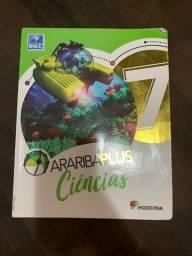 Livro Didático - Arariba Plus Ciências (7 ano)