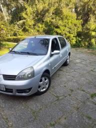 Renault  Clio sedan   ano 2006 1.6 Flex  Privilégile