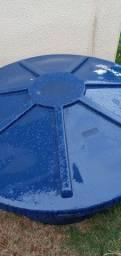 Caixa d'água 500 litros eternit