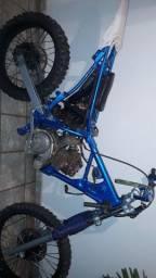 Moto de trilha  Xtz 125