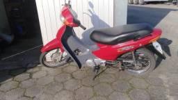 Honda Biz 100 cc ES - Vermelha - ótimo estado de Conservação