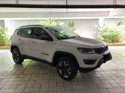 Vendo Carro - Jeep Compass Trailhawk 4x4 - Diesel 2.0