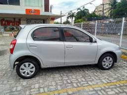 Toyota Etios Hacth XS 1.3 (12/13)